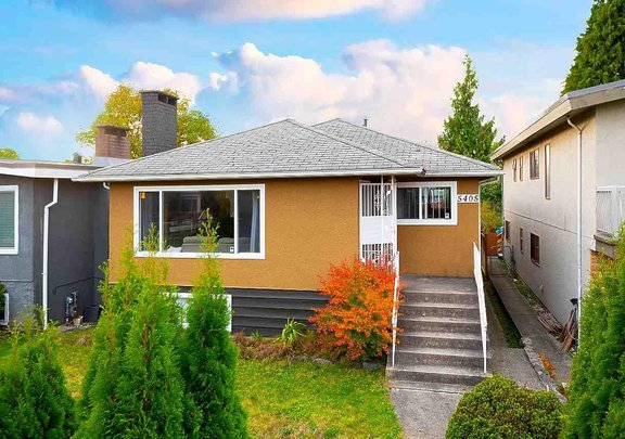 5405 CULLODEN STREET, Vancouver - R2515127