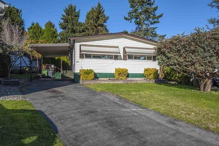R2515857 - 245 1840 160 STREET, King George Corridor, Surrey, BC - Manufactured