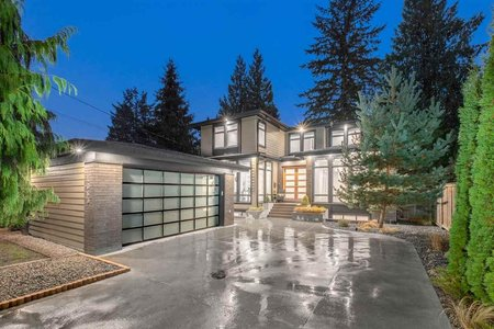 R2516775 - 1063 BELVEDERE DRIVE, Canyon Heights NV, North Vancouver, BC - House/Single Family