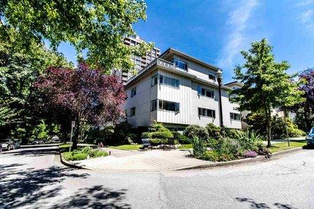R2517162 - 103 1050 JERVIS STREET, West End VW, Vancouver, BC - Apartment Unit