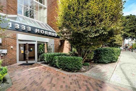 R2517264 - 901 1333 HORNBY STREET, Downtown VW, Vancouver, BC - Apartment Unit