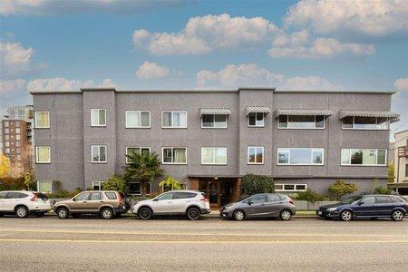 R2518017 - 101 2626 FIR STREET, Fairview VW, Vancouver, BC - Apartment Unit
