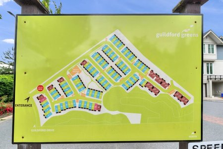 R2518280 - 9 15399 GUILDFORD DRIVE, Guildford, Surrey, BC - Townhouse