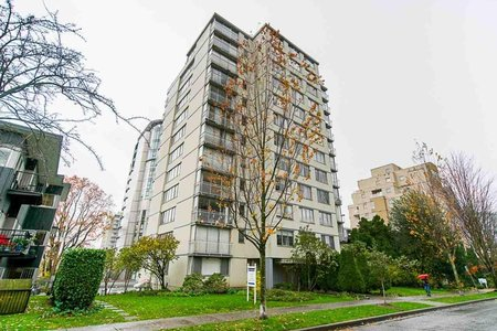 R2519163 - 208 1250 BURNABY STREET, Downtown VW, Vancouver, BC - Apartment Unit