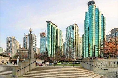 R2519505 - 1305 555 JERVIS STREET, Coal Harbour, Vancouver, BC - Apartment Unit