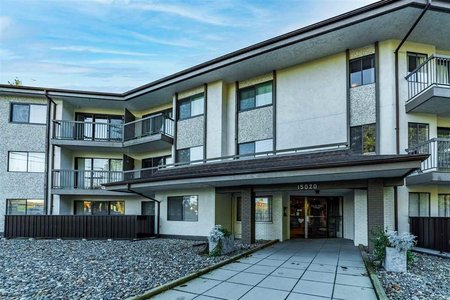 R2519685 - 301 15020 NORTH BLUFF ROAD, White Rock, Surrey, BC - Apartment Unit