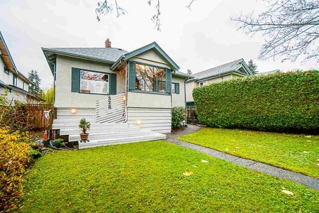 R2520040 - 328 W 17TH STREET, Central Lonsdale, North Vancouver, BC - House/Single Family