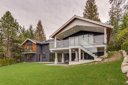 R2520275 - 5235 HEADLAND DRIVE, Upper Caulfeild, West Vancouver, BC - House/Single Family