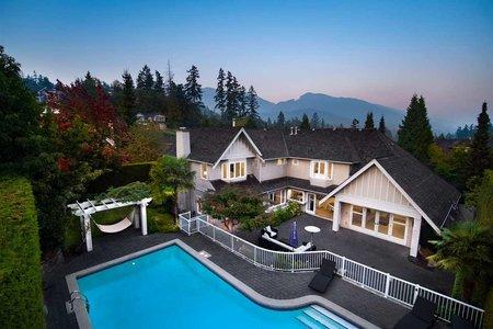 R2520404 - 4682 DECOURCY COURT, Caulfeild, West Vancouver, BC - House/Single Family