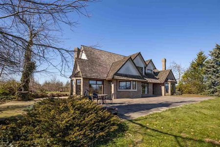 R2521485 - 5291 MT LEHMAN ROAD, Bradner, Abbotsford, BC - House with Acreage