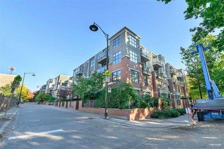 R2521594 - 405 2688 VINE STREET, Kitsilano, Vancouver, BC - Apartment Unit
