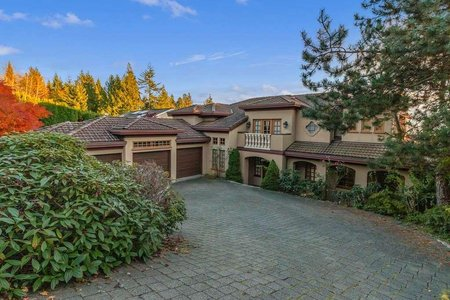 R2521711 - 1482 CHIPPENDALE ROAD, Canterbury WV, West Vancouver, BC - House/Single Family
