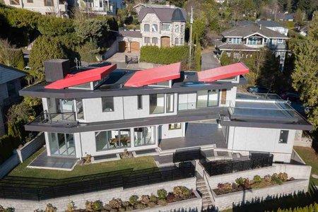 R2523491 - 808 ESQUIMALT AVENUE, Sentinel Hill, West Vancouver, BC - House/Single Family