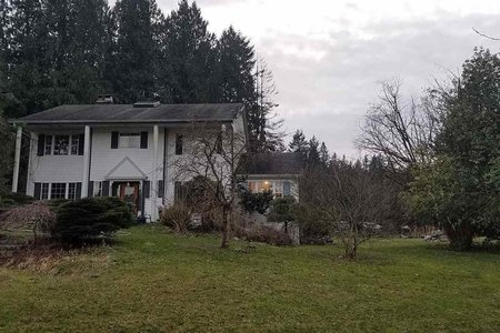 R2523632 - 8535 256 STREET, County Line Glen Valley, Langley, BC - House/Single Family