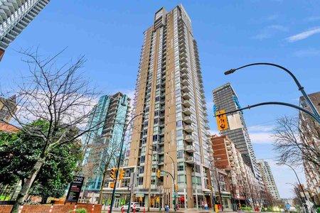 R2523789 - 1605 1308 HORNBY STREET, Downtown VW, Vancouver, BC - Apartment Unit