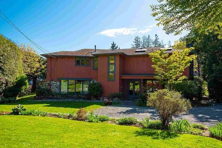 R2523899 - 4796 HIGHWAY, Olde Caulfeild, West Vancouver, BC - House/Single Family