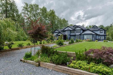 R2524975 - 5711 264 STREET, County Line Glen Valley, Langley, BC - House with Acreage