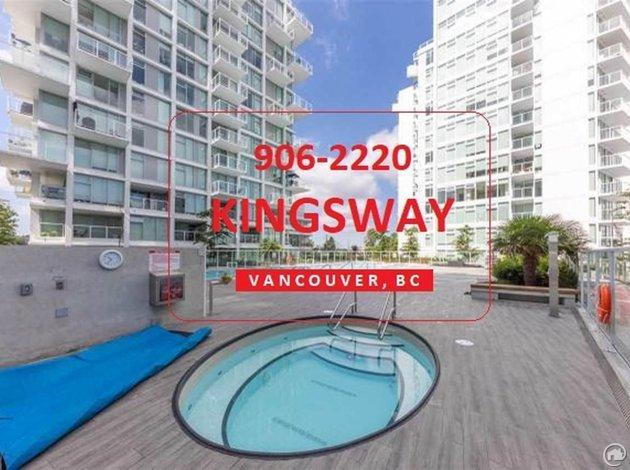 906 2220 Kingsway Avenue
