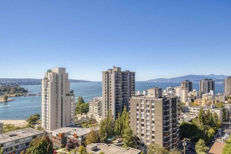 R2525918 - 905 1250 BURNABY STREET, West End VW, Vancouver, BC - Apartment Unit