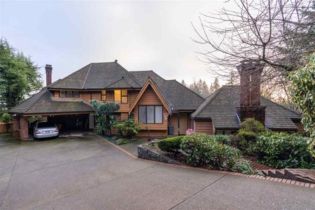 R2526602 - 1366 CAMMERAY ROAD, Chartwell, West Vancouver, BC - House/Single Family