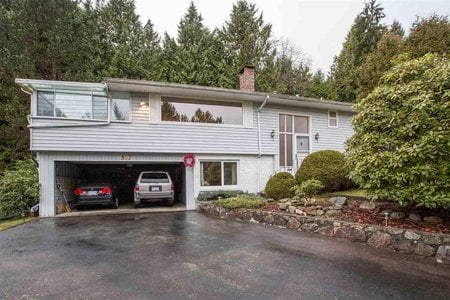 R2526841 - 587 ST. GILES ROAD, Glenmore, West Vancouver, BC - House/Single Family