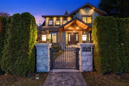 R2526940 - 6196 HIGHBURY STREET, Southlands, Vancouver, BC - House/Single Family