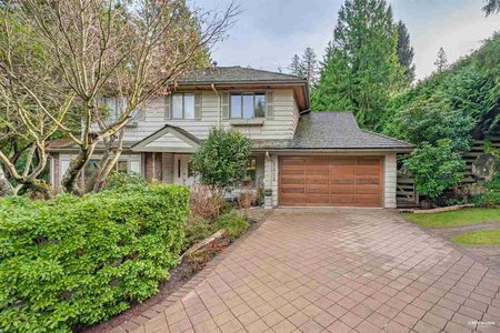 R2527503 - 5202 SPRUCEFEILD ROAD, Upper Caulfeild, West Vancouver, BC - House/Single Family