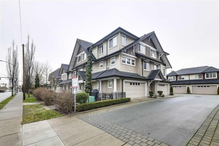 R2527815 - 21 10711 NO. 5 ROAD, Ironwood, Richmond, BC - Townhouse