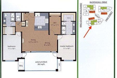 R2528623 - 104 3535 146A STREET, East Newton, Surrey, BC - Apartment Unit