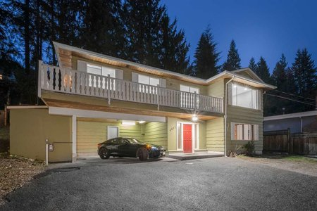 R2528656 - 4615 VALLEY ROAD, Lynn Valley, North Vancouver, BC - House/Single Family