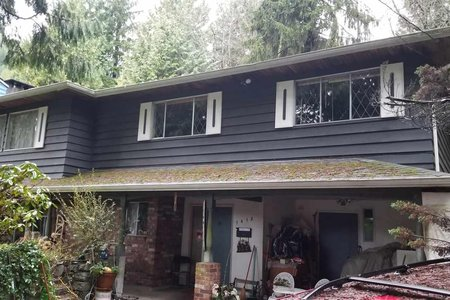 R2528947 - 1418 MILL STREET, Lynn Valley, North Vancouver, BC - House/Single Family