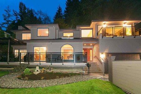 R2529752 - 5263 MARINE DRIVE, Caulfeild, West Vancouver, BC - House/Single Family