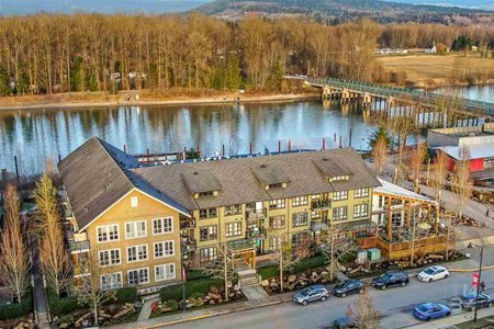 R2529882 - 103 23285 BILLY BROWN ROAD, Fort Langley, Langley, BC - Apartment Unit