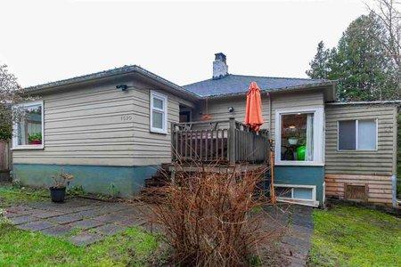 R2531242 - 1590 KINGS AVENUE, Ambleside, West Vancouver, BC - House/Single Family
