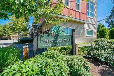 R2531720 - 105 4808 LINDEN DRIVE, Hawthorne, Delta, BC - Apartment Unit