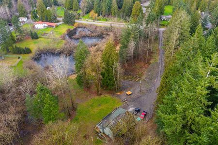 R2532289 - 26610 60 AVENUE, County Line Glen Valley, Langley, BC - House with Acreage
