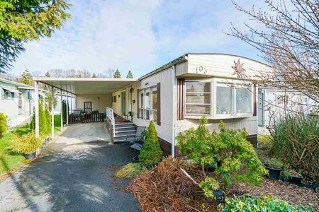R2534061 - 103 1840 160 STREET, King George Corridor, Surrey, BC - Manufactured