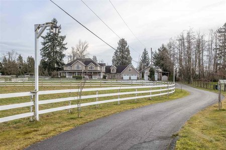 R2534357 - 24920 30 AVENUE, Otter District, Langley, BC - House with Acreage