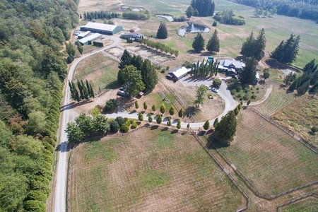 R2534612 - 25304 30 AVENUE, Otter District, Langley, BC - House with Acreage