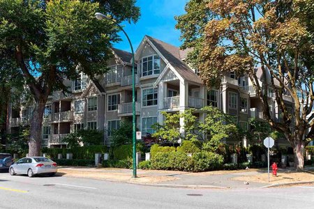 R2535004 - 104 2755 MAPLE STREET, Kitsilano, Vancouver, BC - Apartment Unit