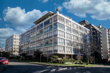 R2535817 - 304 1975 PENDRELL STREET, West End VW, Vancouver, BC - Apartment Unit