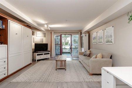 R2536479 - 102 2140 W 12TH AVENUE, Kitsilano, Vancouver, BC - Apartment Unit