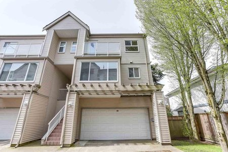 R2536513 - 5 7680 GILBERT ROAD, Brighouse South, Richmond, BC - Townhouse