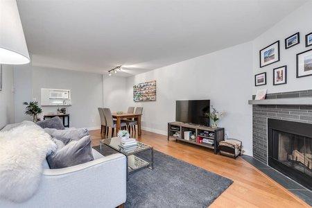 R2536690 - 217 555 W 14TH AVENUE, Fairview VW, Vancouver, BC - Apartment Unit