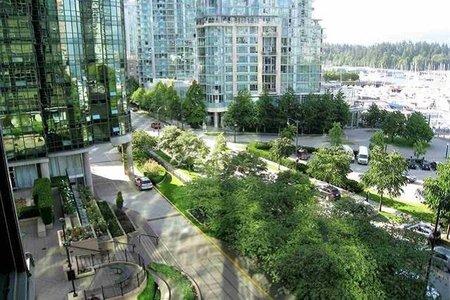 R2536707 - 603 555 JERVIS STREET, Coal Harbour, Vancouver, BC - Apartment Unit