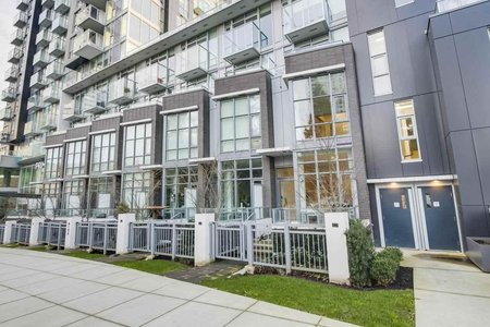R2537314 - 108 13438 CENTRAL AVENUE, Whalley, Surrey, BC - Townhouse