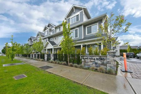 R2537481 - 1 9080 NO. 2 ROAD, Woodwards, Richmond, BC - Townhouse