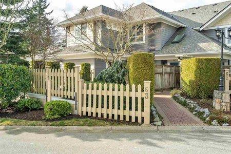 R2537789 - 63 15055 20 AVENUE, Sunnyside Park Surrey, Surrey, BC - Apartment Unit