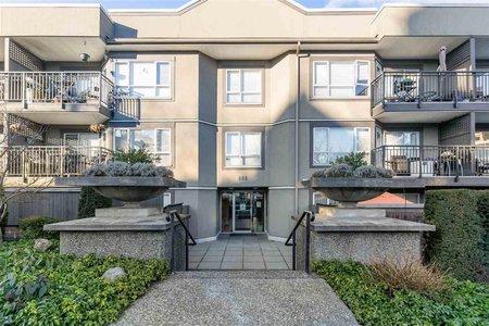 R2537994 - 317 555 W 14TH AVENUE, Fairview VW, Vancouver, BC - Apartment Unit
