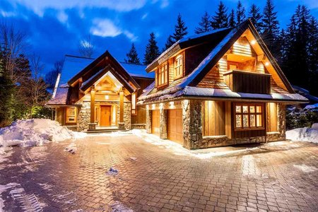 R2538883 - 6813 BEAVER LANE, Whistler Cay Estates, Whistler, BC - House/Single Family